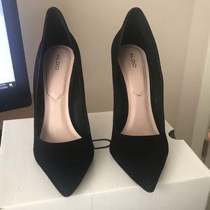 Aldo heels.